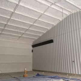 Spray Foam Insulation - Shop
