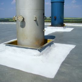 Foam Roof Steves Urethane